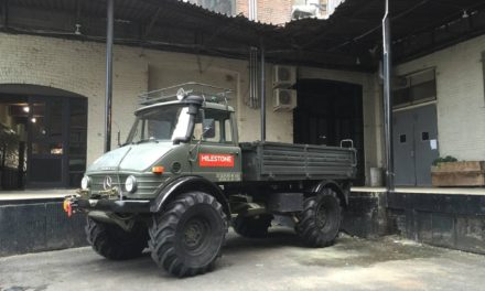 Go Anywhere: 1978 Mercedes-Benz Unimog 416 – $30,000 Negotiable