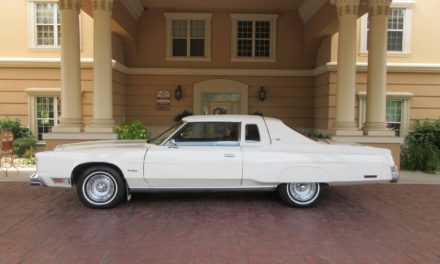 Lean Burn:  1977 Chrysler New Yorker 44K Mile Survivor – $7,500