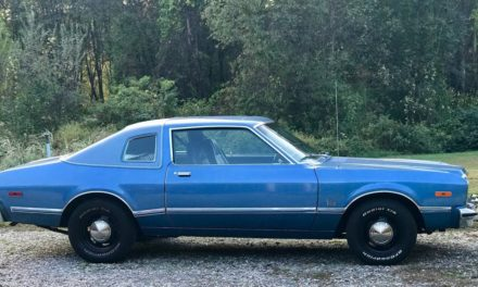 NEW! Award 22: 1977 Plymouth Volare Two Door Sunroof Coupe – $10,000 Firm