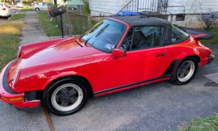Whale Tale Busted: 1988 Porsche 911 Carrera Targa – Sold!