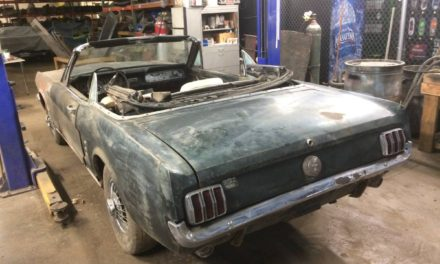 Ethical Dilemma:  1966 Ford Mustang Project – Sold!