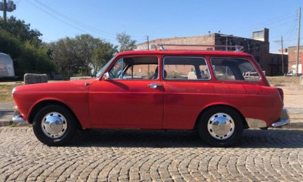 Red Roadtripper: 1968 Volkswagen Squareback Three Owner – SOLD!