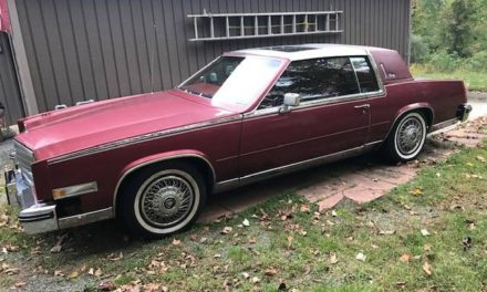 E-Body Eldo: 1984 Cadillac Eldorado Biarritz 40K Mile Survivor – SOLD!