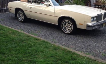 Best Seller:  1980 Oldsmobile Cutlass Supreme Two Owner 82K Mile Survivor – $5,800