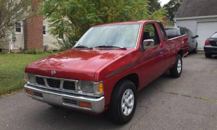 Estate Find:  1997 Nissan SE King Cab 2WD Pickup – $4,500