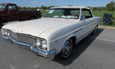 PA Corral Queen: 1965 Buick Skylark Convertible – Sold!