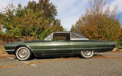Space 4: 1966 Ford Thunderbird Town Landau – SOLD!