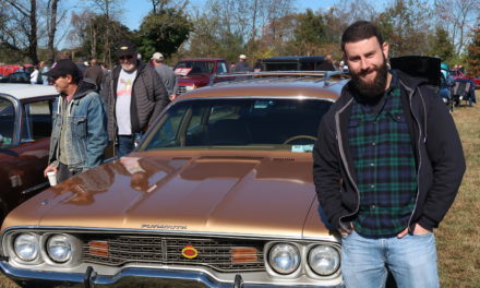 Guys With Their Rides 8: Martin And His Grandfather's 1972 Plymouth Satellite Regent Station Wagon