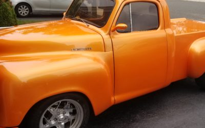 Space 6:  1949 Studebaker M2 Pickup Custom – SOLD!