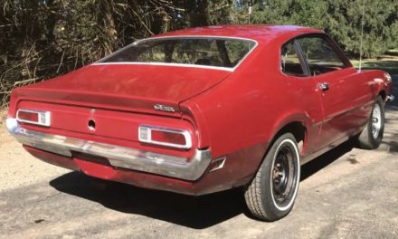 Molested Malaise: 1970 Ford Maverick 35K Original Mile Street Machine – NOW $4,500
