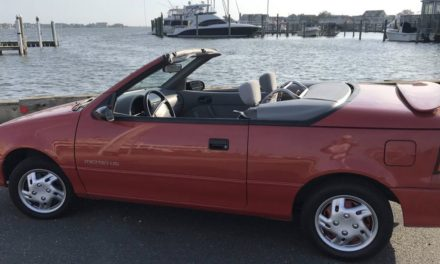 Cheap Thrills: 1992 Geo Metro LSI Convertible – $1,500