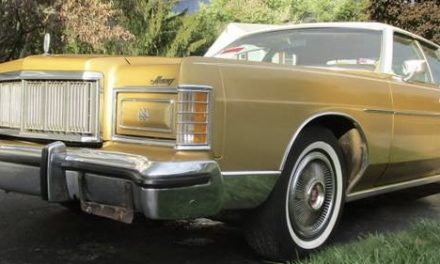 Border Crosser:  1977 Mercury Marquis Original Owner 71K Mile Survivor – $9,000 OBO