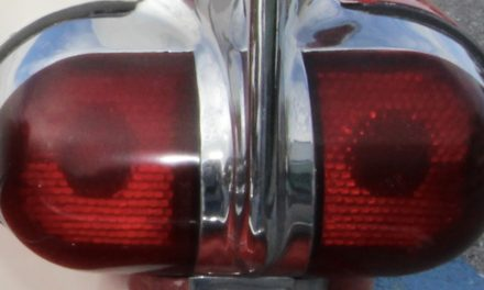 Guess What Ride 7:  What Car Is This Tail Light From?