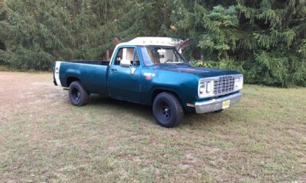 Must Sell This Week:  1978 Dodge D150 – $3,000