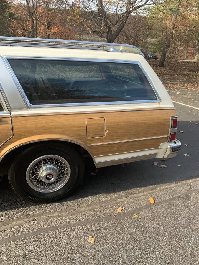 NEW! Award 23: 1989 Buick Electra Estate Wagon - $12,500 ...