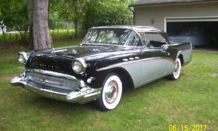 D-Cup Dagmars: 1957 Buick Special 46R Riviera Two Door Hardtop – SOLD!