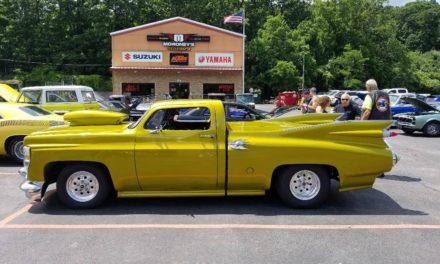 Chevillac: 1975 Chevrolet Custom Street Machine – Sold!