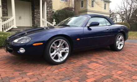 Great Friend:  2003 Jaguar XK8 Convertible $19,495 OBO