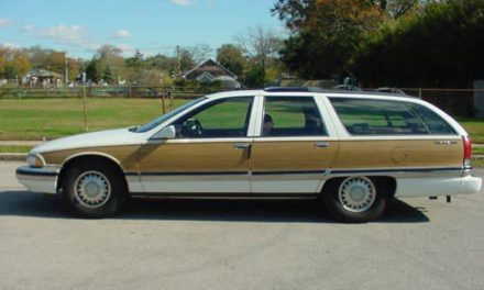Cross-Country Ready:  1995 Buick Roadmaster Estate LT1 – $7,500