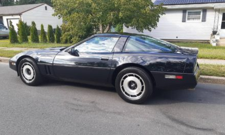 Unmolested C4:  1984 Corvette 4+3 Manual – $5,500 OBO