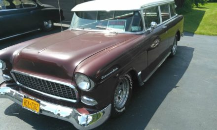 Five Months Gone:  1955 Chevrolet 210 Handyman Wagon Mild Custom – Sold!
