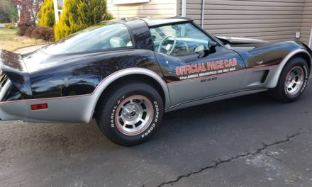 Unlimited Edition:  1978 Chevrolet Corvette L82 Pace Car – $27,800