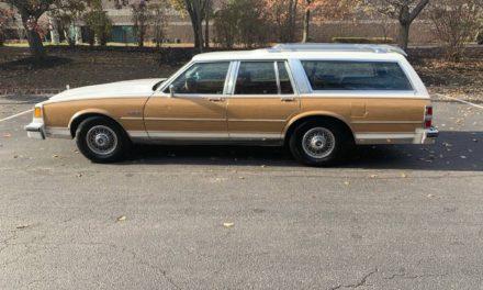 NEW! Award 23:  1989 Buick Electra Estate Wagon – $12,500