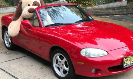 Dog Not Included: 2001 Mazda MX-5 Miata Automatic 57K Mile Survivor – Sold!