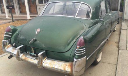 Craigslist Scam:  1949 Cadillac Series 62 Sedanette – $19,500