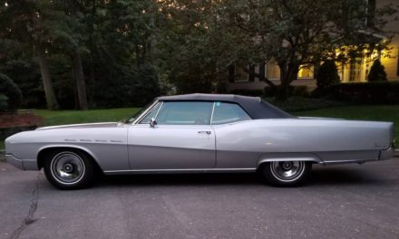 Pick a Number: 1967 Buick Electra 225 Convertible – Sold?
