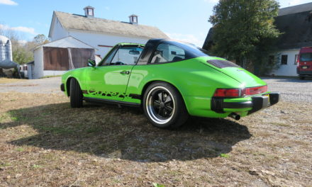Space 9: 1984 Porsche 911 Carrera Targa – Seller Keeping!