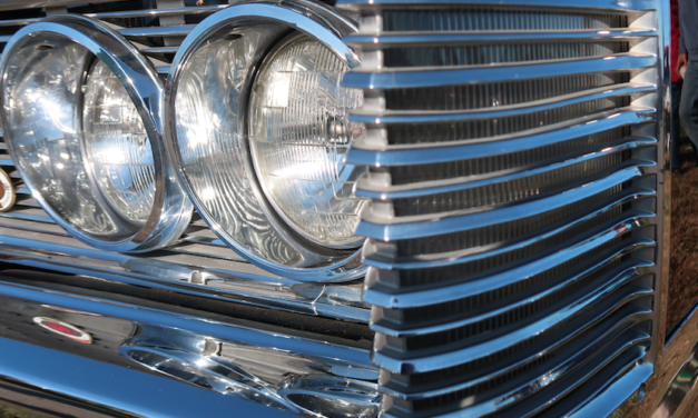 Guess What Ride 10:  What Car Does This Grille Belong To?