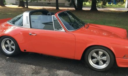 Egregious Flip?  1971 Porsche 911 T Targa 5-Speed – NOW $75,000?