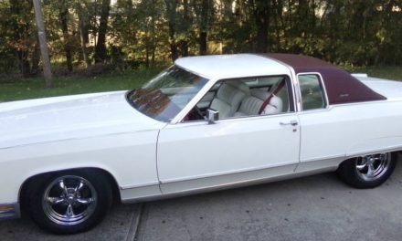 Hot Rod Lincoln:  1976 Lincoln Town Coupe – Sold!
