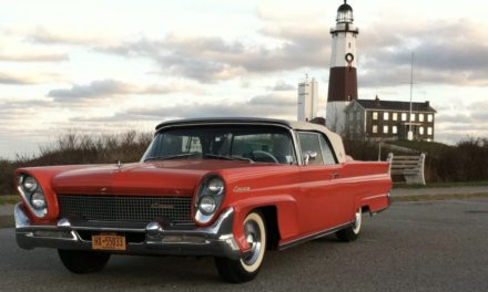 Not a Lincoln:  1958 Continental Mk III Convertible – $39,500