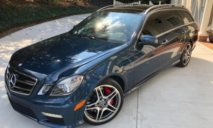 Guys With Rides 12:  Andy And His 2013 Mercedes-Benz E63