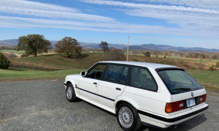 BaT Fallout:  Gray Market 1991 BMW E30 325iX Touring 5-Speed – $15,000