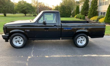 Low Mileage Lightning:  1993 Ford F-150 Lightning 51K Mile Survivor – $9,900