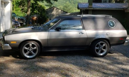 Potent Pony:  1977 Ford Pinto Cruising Wagon Turbo Custom – $8,000 OBO