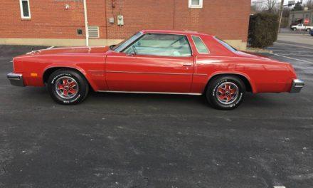 Collectible Colonade: 1977 Oldsmobile Cutlass Supreme 19K Mile Time Capsule – $15,500