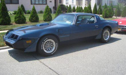 Chicken Delete:  1979 Pontiac Trans Am 400/4 Speed WS-6 Survivor – Sold!