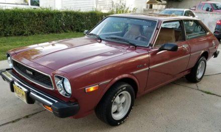 Volvo Knockoff: 1979 Toyota Corolla Liftback Survivor – $7,000