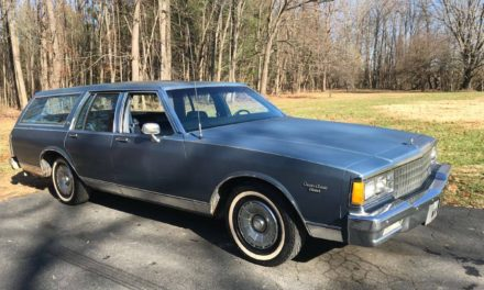 Two Swaps Averted:  1980 Chevrolet Caprice Classic Diesel – $1,700