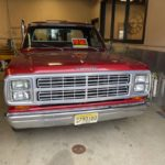 NEW! Award 26:  1979 Dodge D150 Lil' Red Express Tribute – NOW $22,000