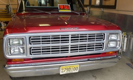 NEW! Award 26:  1979 Dodge D150 Lil' Red Express Tribute – SOLD?