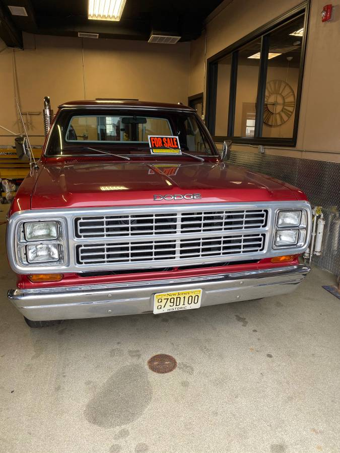 NEW! Award 26: 1979 Dodge D150 Lil' Red Express Tribute ...