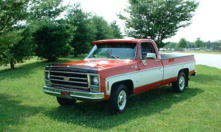 NEW! Award 25:  1979 Chevrolet Silverado Camper Special – $38,900