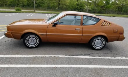 Me And My Arrow:  1979 Plymouth Arrow – $5,800