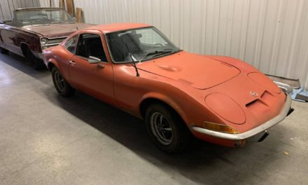 Ran When Parked:  1973 Buick Opel GT Automatic Project – SOLD!
