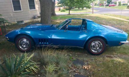 Buy Before I do:  1968 Chevrolet C3 Corvette L79 4-Speed – Sold!